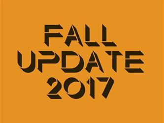 click to view Fall 2017 Update